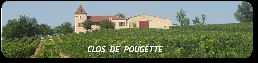 CLOS DE POUGETTE
